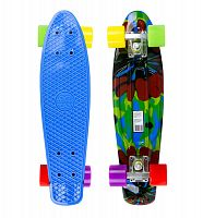 Скейтборд MaxCity Plastic Board Smash Small